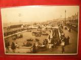 Carte Postala Brighton Anglia 1947 ,cu stamp. reclama Crucea Rosie, Europa, Circulata