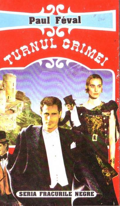 Paul Feval-Turnul crimei