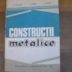 Constructii metalice / 1982