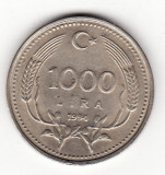 Turcia 1000 lire 1994