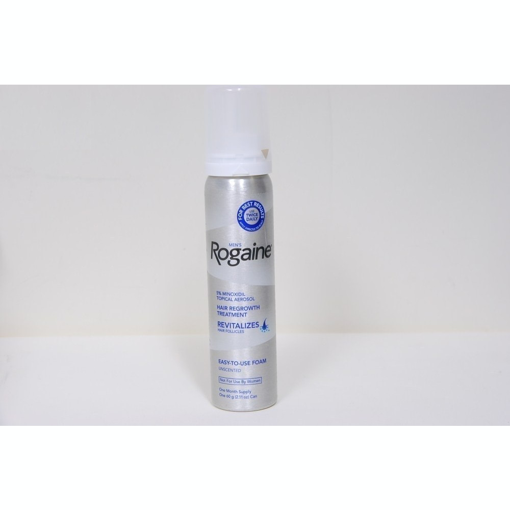 Defy hair loss by regrowing more hair with ROGAINE ® — the #1 dermatologist recommended brand for thinning hair. It's the only hair regrowth treatment clinically proven to regrow up to 25% more hair in 3 months*, and your satisfaction is guaranteed.