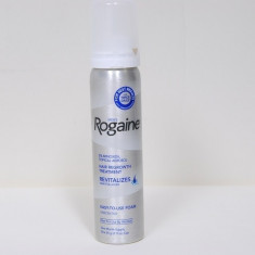 Rogaine Foam men 5% minoxidil nou tratament par USA