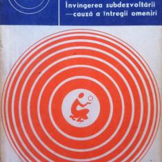 INVINGEREA SUBDEZVOLTARII - CAUZA A INTREGII OMENIRI - Gavril N. Horja
