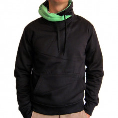 Hanorac Barbat de Primavara Model BARCELONA 2015 - Hanorac barbati, Marime: S, M, L, XL, Culoare: Albastru, Gri, Negru, Verde, Bumbac