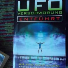 CARTE IN GERMANA-DIE UFO VERSCHWORUNG -ENTFUHRT