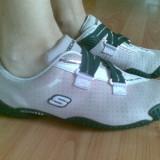Pantofi din piele firma SKECHERS marimea 39,arata excelent!