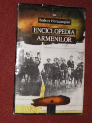 ENCICLOPEDIA ARMENILOR - BEDROS HORASANGIAN foto
