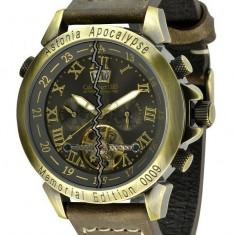 Ceas de lux Calvaneo 1583 Astonia Apocalypse Limited Bronze, original, nou, cu factura si garantie! - Ceas barbatesc Calvaneo, Lux - elegant, Mecanic-Automatic