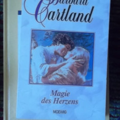 CARTE IN GERMANA-MAGIE DES HERZENS -BARBARA CARTLAND