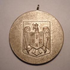 Medalie Regalista Federatia Romana de Sporturi Nautice