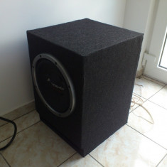 Subwoofer auto Pioneer TS-W307D2 400w