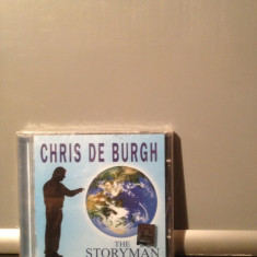 CHRIS DE BURGH - THE STORYMAN (2006/UNIVERSAL MUSIC) - gen:POP - cd nou/sigilat - Muzica Rock universal records