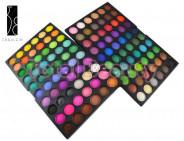 123123Trusa machiaj profesionala 120 culori Rainbow Fraulein Germania trusa farduri