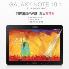 Folie profesionala transparenta Samsung Galaxy Note 10.1 P600 2014 Edition by Yoobao Originala - Folie protectie tableta