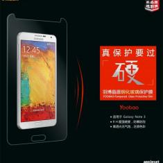 Geam protectie 0.2mm Samsung Galaxy Note 3 N9000 by Yoobao Original - Folie de protectie