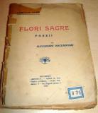 FLORI SACRE ( Poezii ) - Alexandru Macedonski