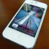 iPhone 4s Apple alb impecabil, 16GB, Orange