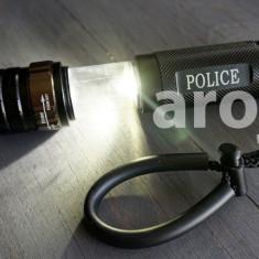 Lanterna profesionala Power Style Cree Q5 Led 500 Lumens (se poate transforma in lampa / felinar)