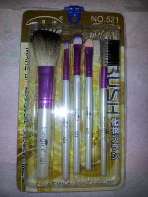 Set 5 Pensule Make Up Profesionale De Machiaj Truse Fard Pensule