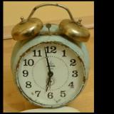 Ceas desteptator Aradora, functional