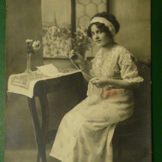 Stampila 1915 Temesvar Bizottsag - circulata nr 3785/2 - Cusatoreasa