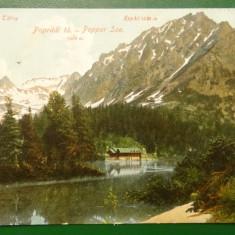 Vedere 1906-Franz Pietschmann, Kunstverlag, Gorlitz-stampila Temesvar-Timisoara, Circulata