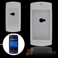 Husa silicon Sony Ericsson VIVAZ U5 + expediere gratuita Posta - sell by PHONICA