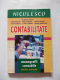 CONTABILITATE MONOGRAFII  CONTABILE  AUXILIAR CURRICULAR -EDITURA NICULESCU