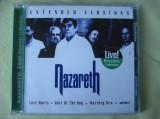 NAZARETH - Live - C D Original ca NOU, CD