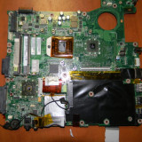 Placa de Baza Toshiba satelite A300 D Defecta - Placa de baza laptop