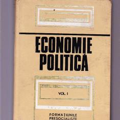 ECONOMIE POLITICA VOL 1 - Carte Economie Politica