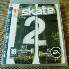 Joc Skate 2, PS3, original, alte sute de jocuri! - Jocuri PS3 Ea Games, Sporturi, 16+, Single player