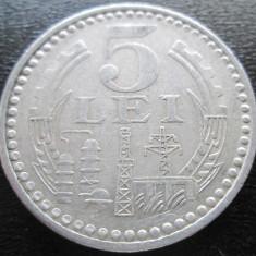 (359) ROMANIA 5 LEI 1978 - Moneda Romania