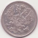 Moneda - Imperiul Rus - 20 Kopeks 1904 - Nicolae al II-lea - СПБ АР - Argint