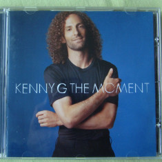 KENNY G - The Moment - C D Original ca NOU - Muzica Pop sony music