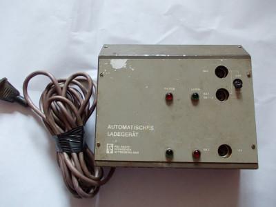 INCARCATOR AUTOMAT  2,4 V-  4,8 V SI 12 V . foto