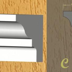 Cornisa polistiren C201 - Otel beton