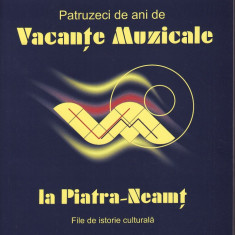 Vacante muzicale Valentin Andrei 2011 - Carte Arta muzicala