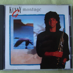 KENNY G - Montage - C D Original ca NOU - Muzica Pop sony music