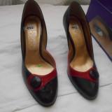 Pantofi piele marimea 37