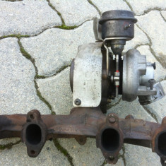 TURBOSUFLANTA VW TDI, COMPATIBILA LA DIFERITE MODELE marca KKK - Turbina