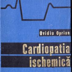 CARDIOPATIA ISCHEMICA de OVIDIU OPRIAN - Carte Cardiologie