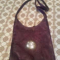 Geanta Handmade Piele Origine: MAROC