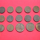 Lot  Olanda  15  monede diferite  #5