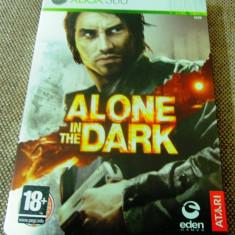 Joc Alone in the Dark Tin Edition, xbox360, original, alte sute de jocuri!