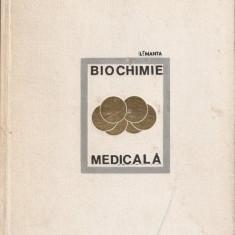 PROF. DR. DOCENT I. MANTA - BIOCHIMIE MEDICALA { 1968, 754 p., TIRAJ: 1500 EX.}
