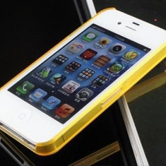Bumper Frame Ultra Slim 0.2mm Apple iPhone 5 5S Yellow