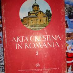 Arta crestina in Romania(volumul 3/secolul al XIV-lea/80 planse)