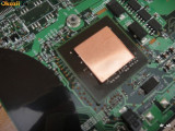 Placuta termica cupru 15x15mm, grosime 1,5mm, transfer termic ridicat, racire GPU CPU RAM pentru Desktop sau Laptop TOSHIBA HP SONY ACER PS3 XBOX