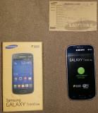 Oferta ! Vand Smart Phone Samsung Galaxy Trend Lite DuoS , NOU !!!  Black , Garantie 2 ani ! Achizitie 19.01.2014, 4GB, Negru, Neblocat